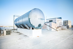Rooftop Water Tank
