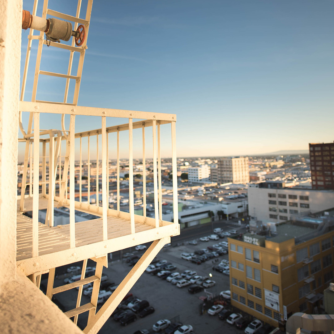 Skyline Penthouse View