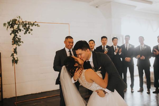 Jinnie & Jonathan's Wedding