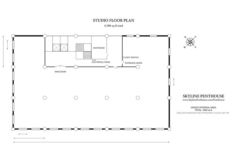 Skyline Penthouse-Floor Plan for website
