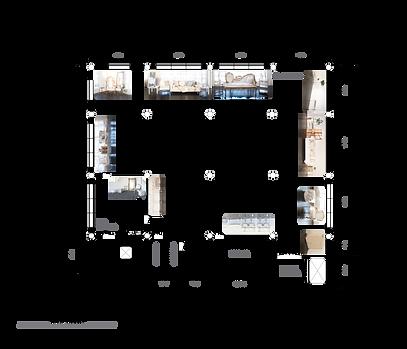 Skyline Loft-Floor Plan Furnished WEBSIT