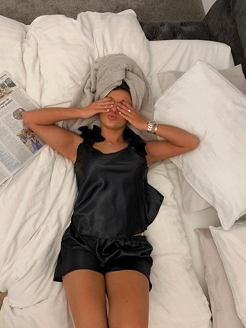 The Shorts Sleep - Black