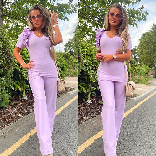 The Palma in Violet