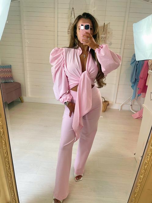The Francesco Lounge Pink