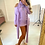 Thumbnail: The Creme Dress - Violet