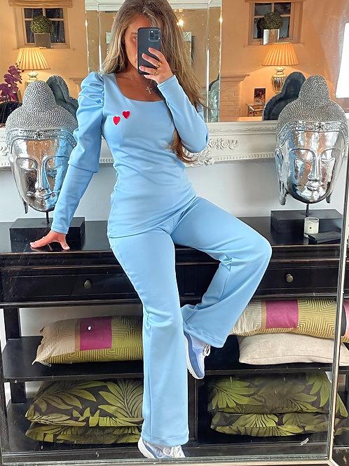The Heartthrob Roxy Blue