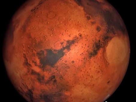Oposición de Marte, 13 de octubre