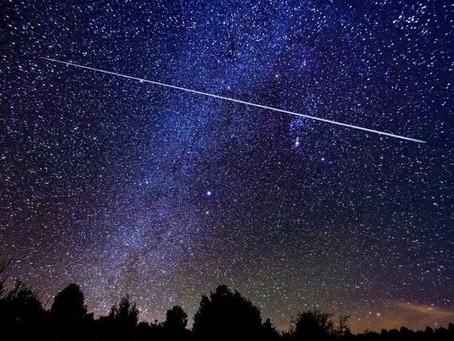 21-22 diciembre: Lluvia de estrellas de las Úrsidas.
