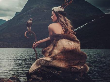 Mitología nórdica: Freyja