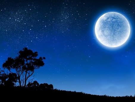 Luna azul (31 de octubre)