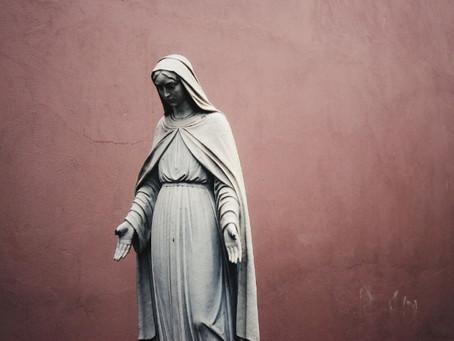 Dogma Asunción de la Virgen en Cuerpo y Alma al Cielo