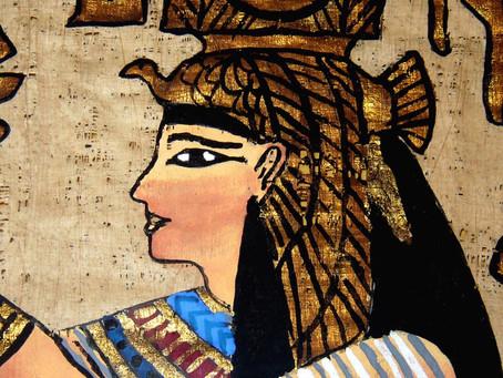 ¡Hoy 3 de septiembre se celebra la Fiesta de Isis!