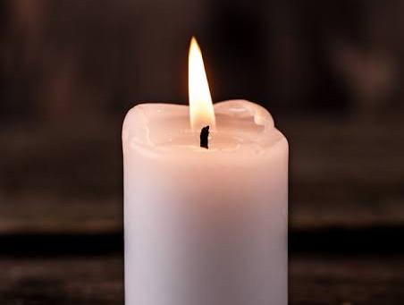 Magia con velas blancas