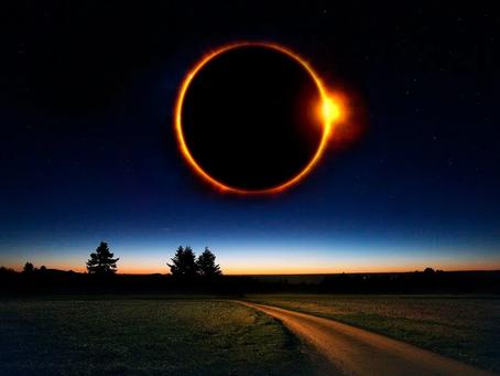 Los eclipses, en la mitología y en la Historia