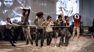 Teatro: Los Exoditas o la marca del caos
