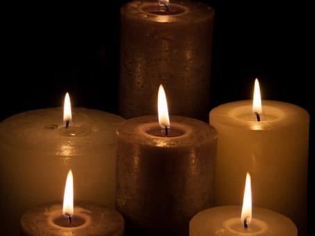¿Para qué sirven las velas de color marrón?