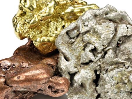 Propiedades mágicas del oro