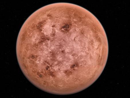 Datos sobre el planeta Venus