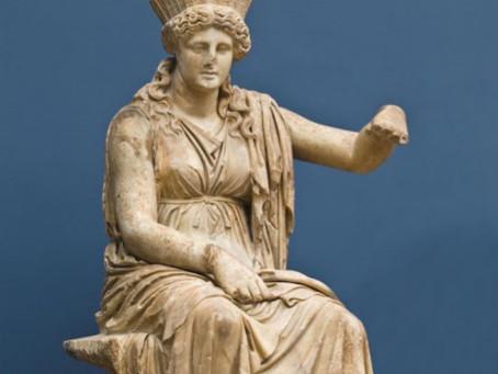 Megalenses -Fiestas a la diosa Cibeles