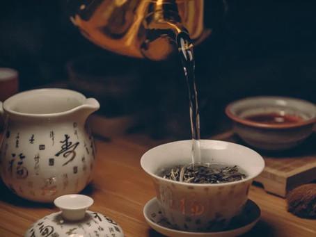 Taseografía - Lectura del té