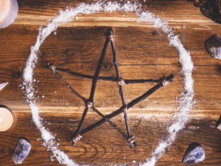 ¿Qué es el pentáculo en la Wicca?
