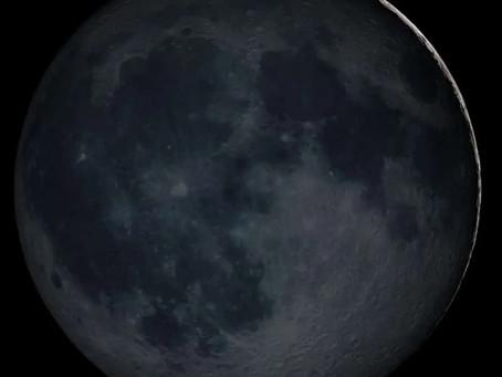 Luna nueva en la semana del 13 de enero