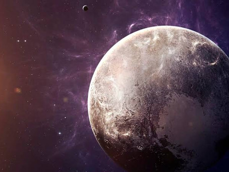 Plutón directo en Capricornio