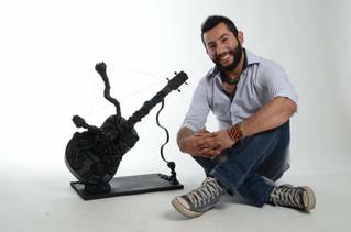 Entrevista a Barush Luna - Artista plástico