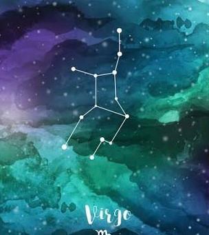 La constelación y el mito de Virgo
