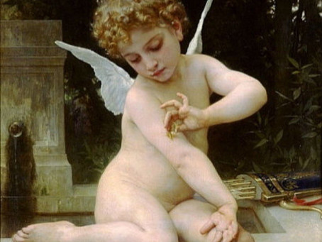 El mito de Cupido