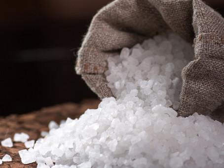 Propiedades mágicas de la sal de mar