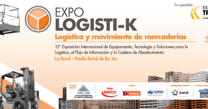 GRUPO BAUTEC DA EL PRESENTE EN EXPO LOGÍSTI-K