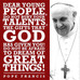 Pope Francis Wants To Hear From YOU!