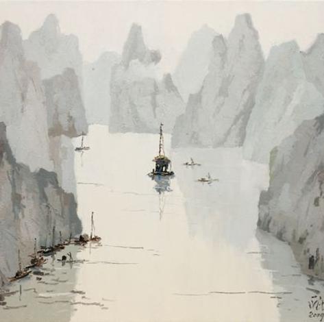Guilin Landscape (2009)