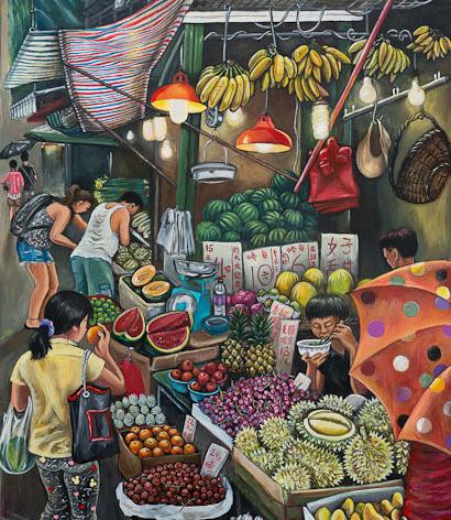 Fruit Stall (2012)