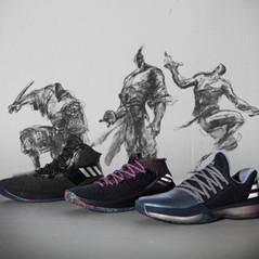 RenZhe x Adidas