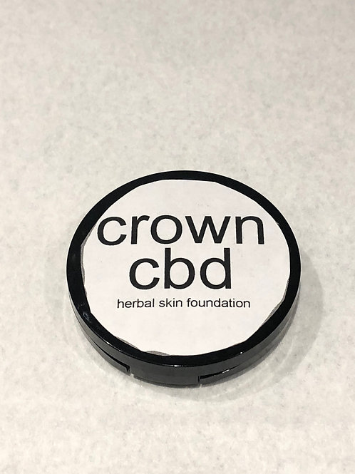 Crown CBD Herbal Skin Foundation