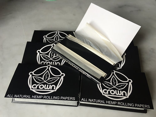 Crown Tobacco Rolling Papers