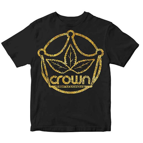 Original Gold Logo - Black