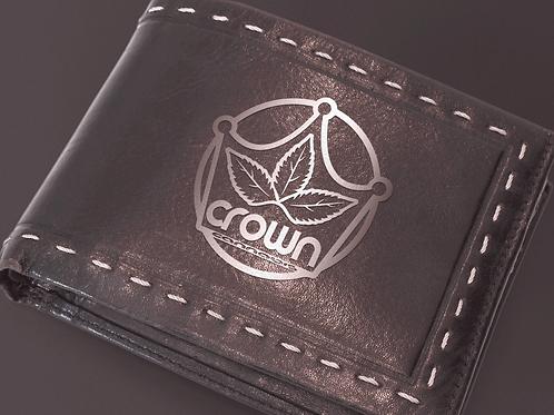 Crown Cannabis Wallet