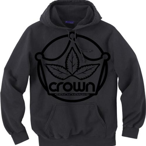 Crown Cannabis Hoodie