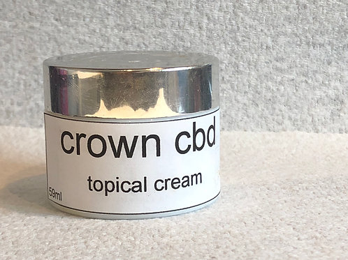 Crown CBD Topical Cream