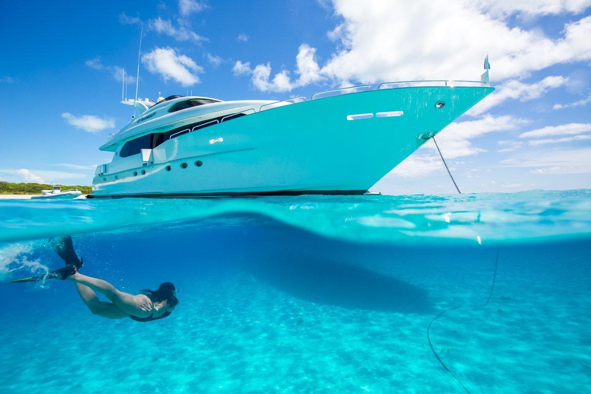 Yacht Charter Deposit Lazzarra  94