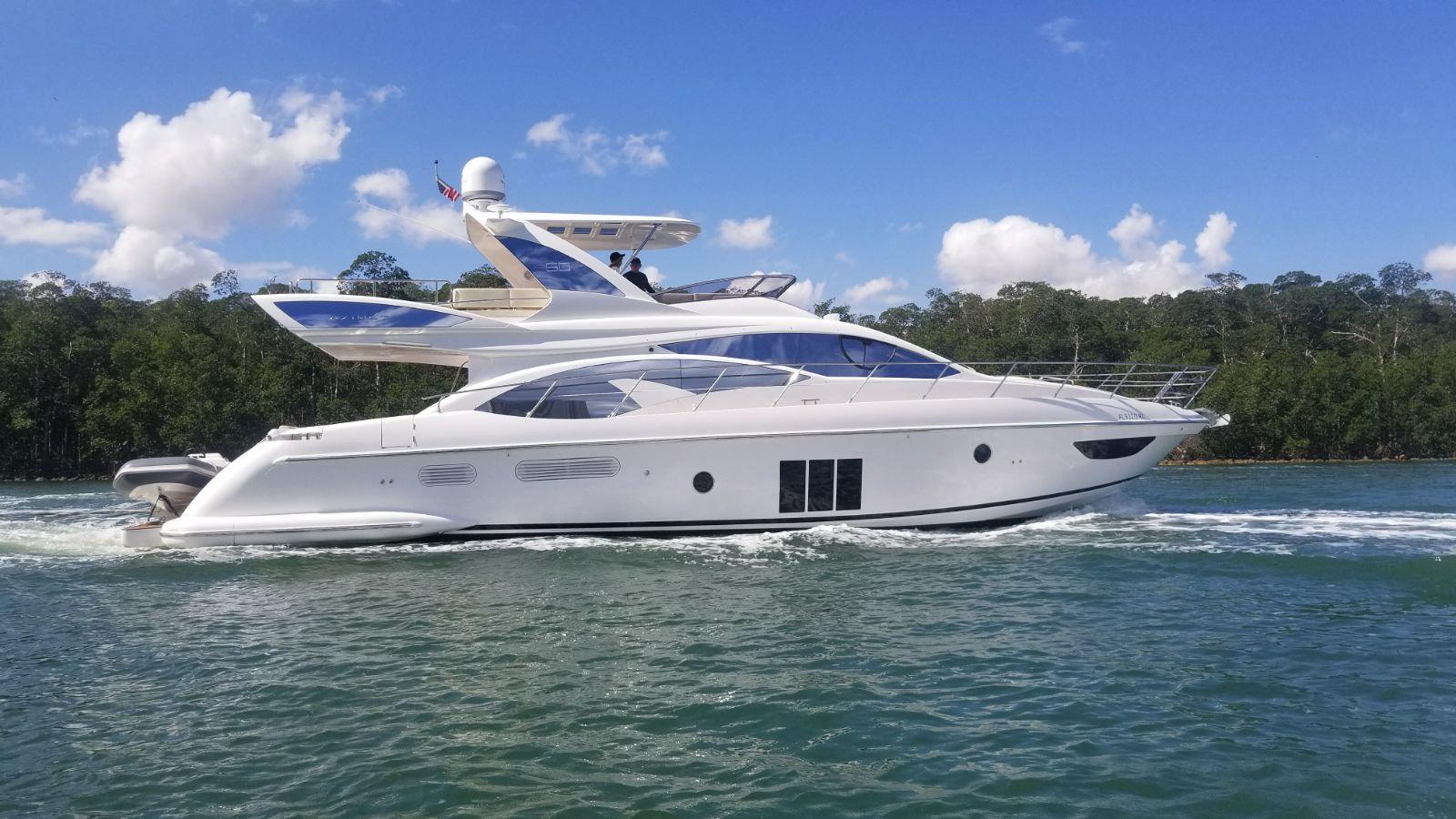 Yacht Charter Deposit Azimut 60