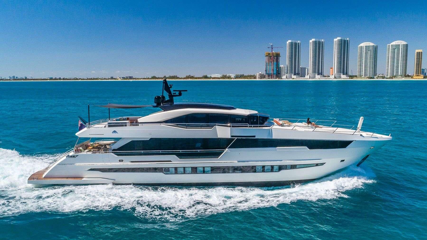 Yacht Charter Deposit Astonda 110