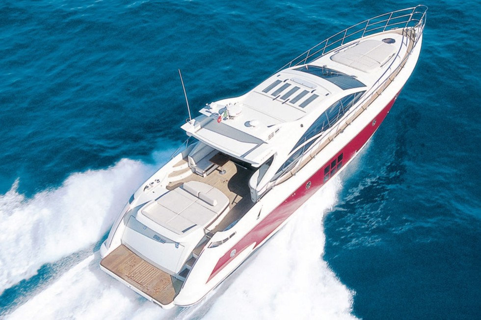 Yacht Charter Deposit Azimut 68S