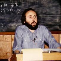 Arnold Fruchtenbaum messianic bible teacher