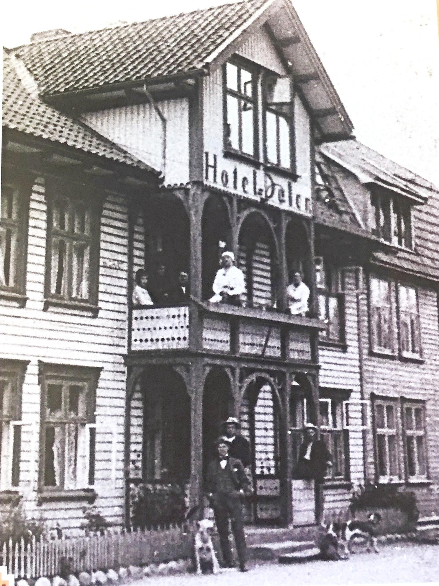 Det originale Hotel Dølen