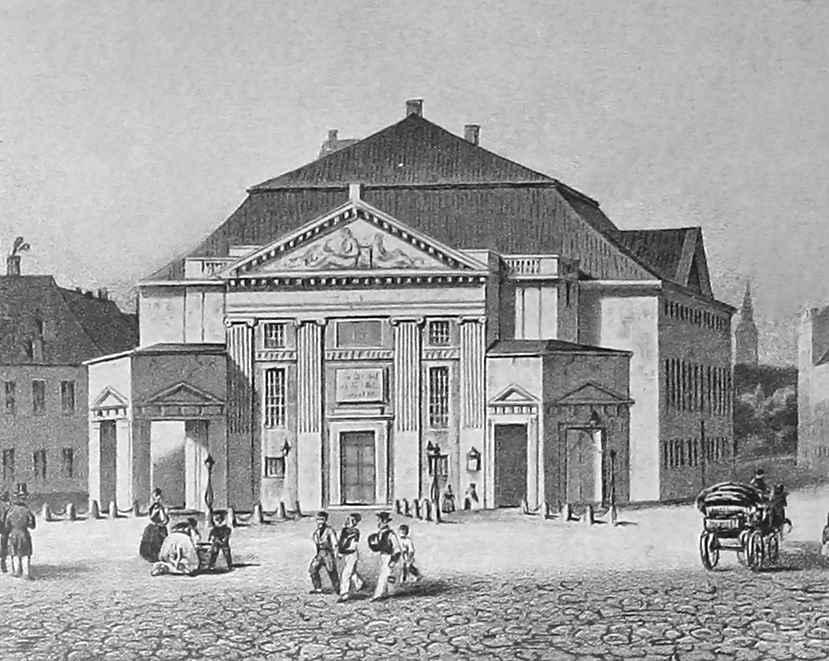 Det Kongelige Teater efter 1837