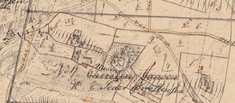 Mosen ca. 1812